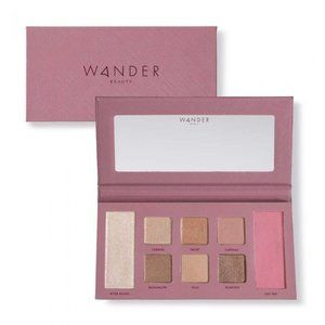 NEW Wander Beauty Getaway Eye and Face Palette